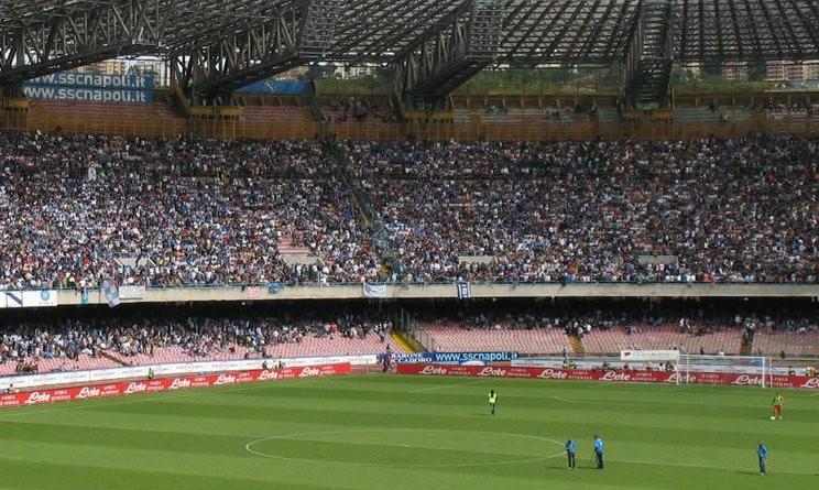 Napoli-Empoli, biglietti in vendita: Curve a 12 euro