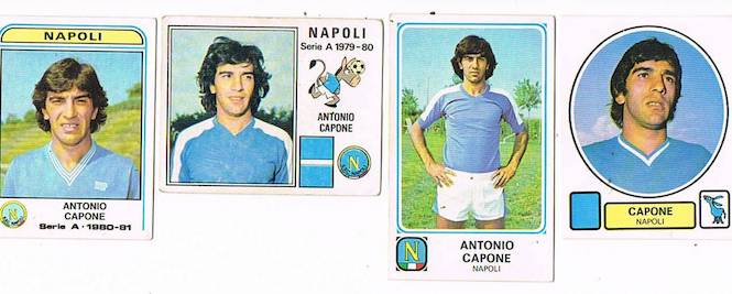 Quel Napoli Lazio 4-3 che fece brillare la meteora Capone