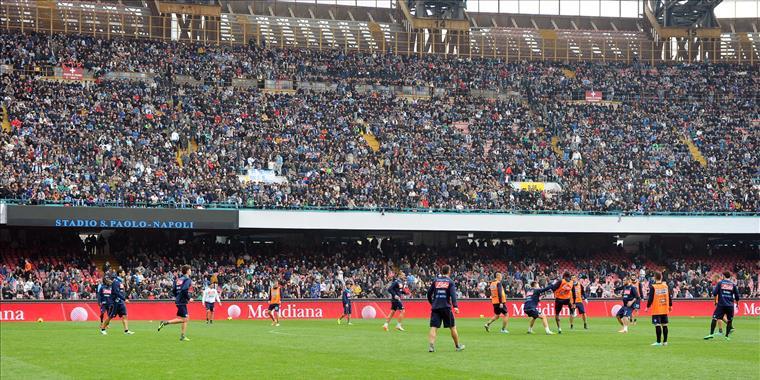 Napoli-Roma, trasferta vietata a tutti i tifosi residenti in Lazio