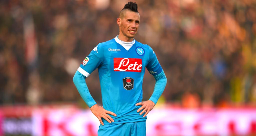 I record di Hamsik, bandiera del Napoli e di un altro calcio