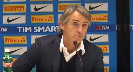 Mancini: «Higuain è mancato al Napoli, ma la mia difesa ha concesso pochissimo»