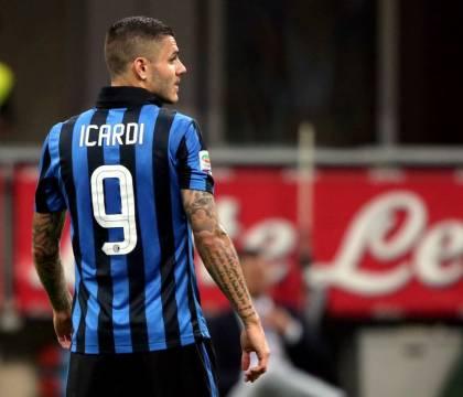 CorSera: A Icardi restano solo Napoli e Juve. L'Inter pensa