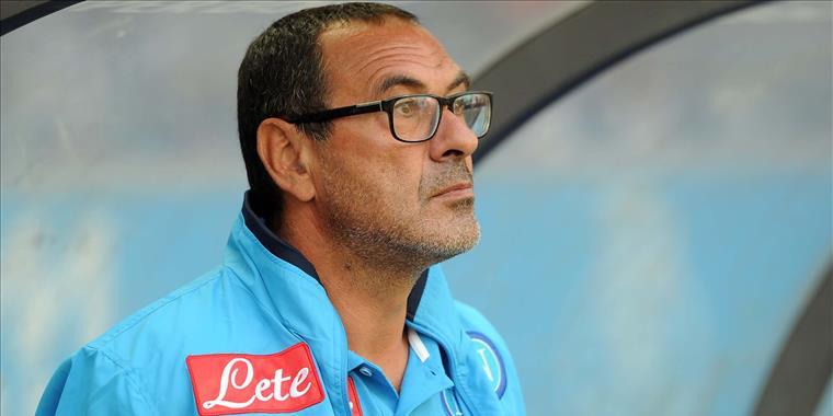 Sarri a Mediaset: «Al Napoli manca un pizzico di culo. Meno brillanti i nostri uomini decisivi»
