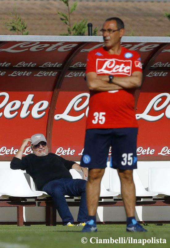 Sarri con Chiriches ha ricordato Mazzarri con Vargas. Forse vuol evitare polemiche visto che suo figlio è socio del figlio di Baldini (direttore tecnico del Tottenham)