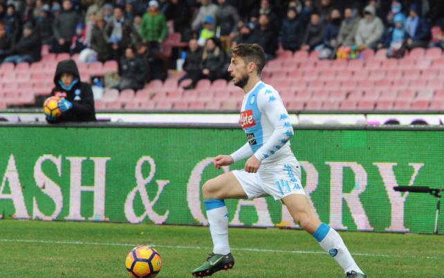 Il Napoli pareggia 1-1 col Palermo e fallisce l aggancio alla Roma. 82fc807e6878