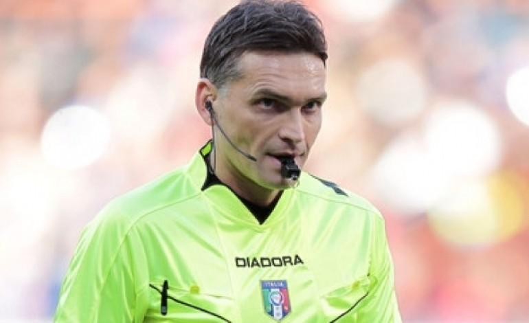 Di nuovo Irrati, l'arbitro in ascesa che sospese Lazio-Napoli per i buu a Koulibaly