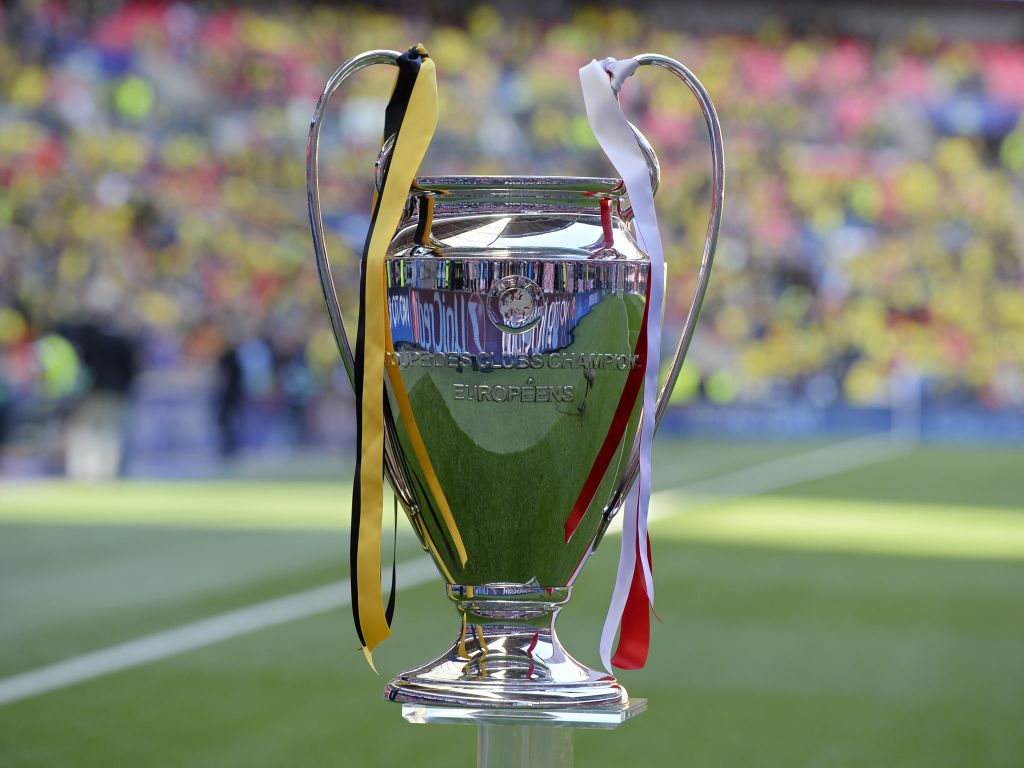 I verdetti numerici dei gironi di Champions League