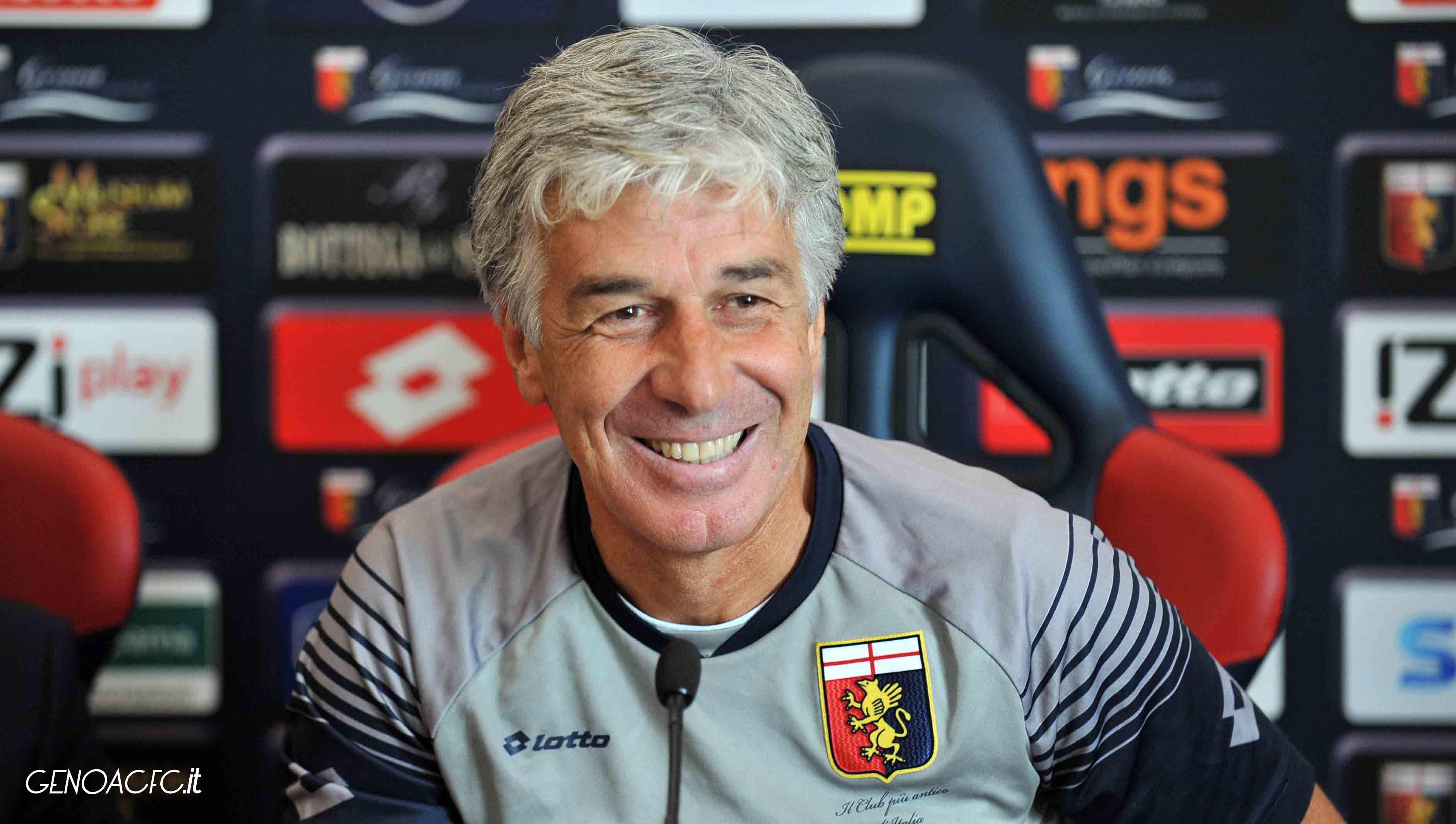 Gasperini, l'allenatore che ogni anno ricostruisce le squadre che il Genoa gli smonta