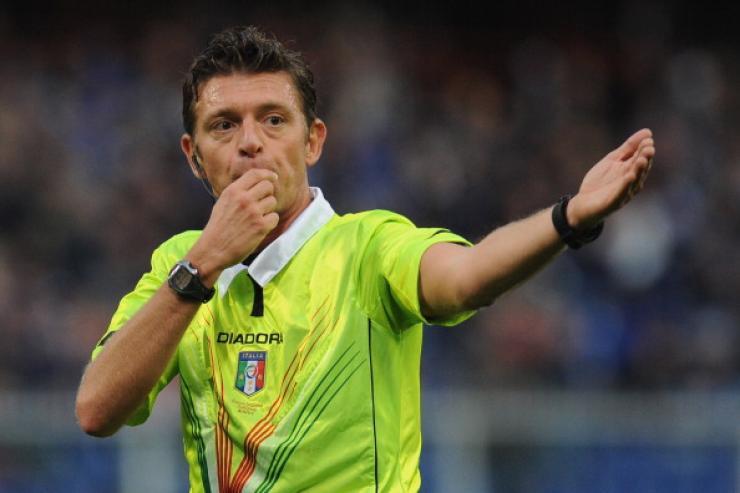 Repubblica: Roma-Inter, un turno di stop a Fabbri e (forse) Rocchi