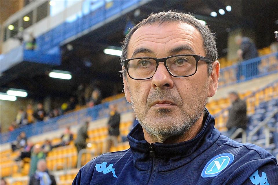 Sarri a Sky: «Il Napoli non è spento, Higuain non può stare al massimo 10 mesi»