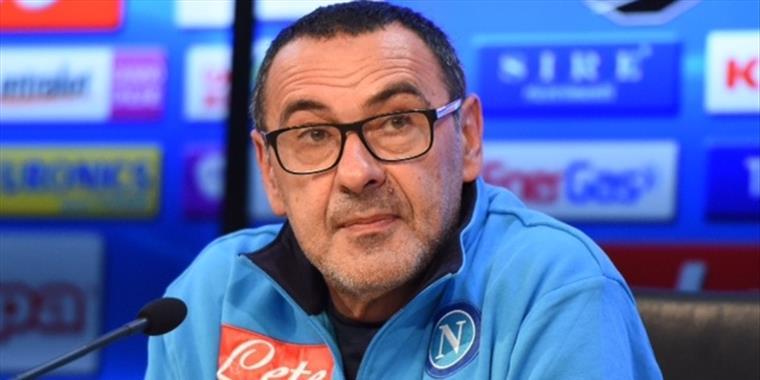 Sarri: «Scrivete solo in base al risultato. A Firenze grande partita, lo dicono i numeri»
