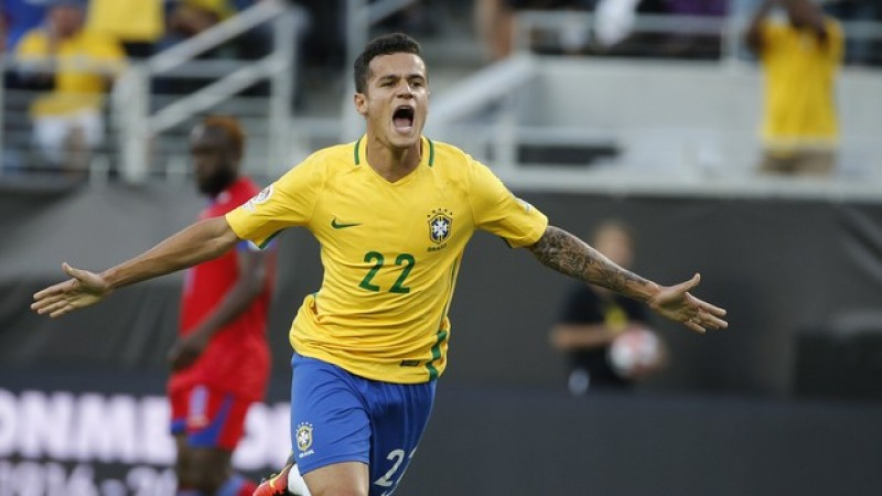 Brasile-Haiti come uno storico Napoli-Ternana: la Seleção vince 7-1