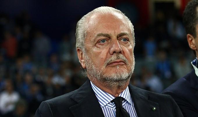 Il Napoli leader nella spending review al cda: meno 82%