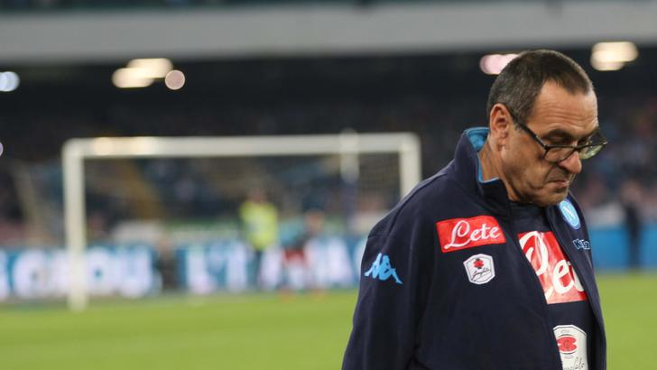 Sarri: «Difficile ripetersi, siamo il quinto fatturato d'Italia. Per la Champions dobbiamo essere folli»