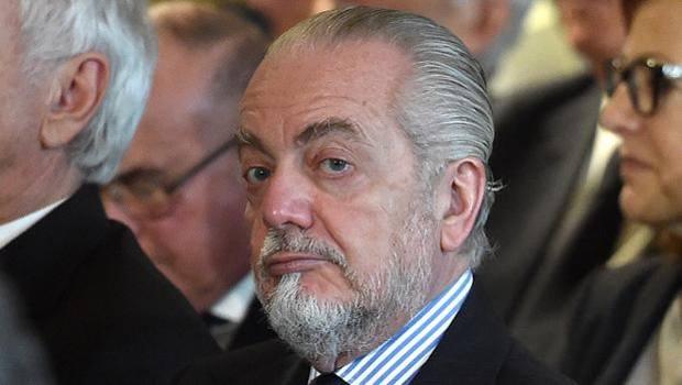 De Laurentiis: «Il mercato si fa in due, chi non vuole correre dal Napoli non capisce il Napoli»