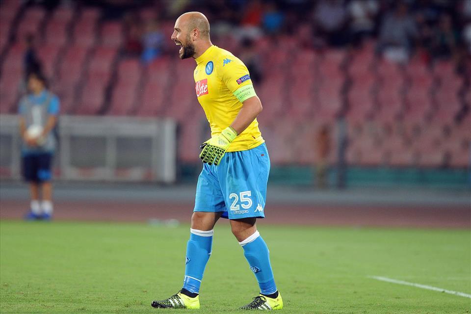 Carpi-Napoli 0-0, pagelle / Un sussidio per Reina, l'enigma Valdifiori, Mertens deve entrare nel secondo tempo