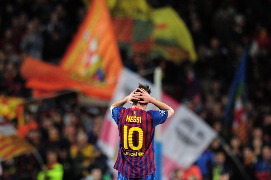 Messi, il più forte che non sa essere leader