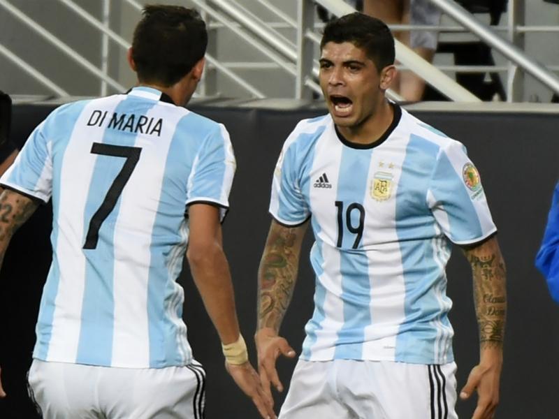 Argentina-Cile 2-1, a segno Di Maria e il futuro interista Banega. Buona prova di Higuain