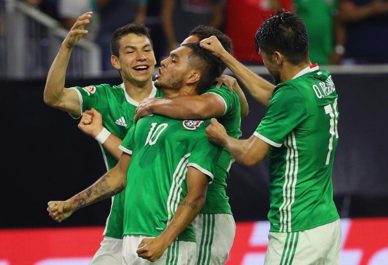 Copa America: il Messico di Herrera è primo nel girone, stanotte tocca ad Argentina e Cile