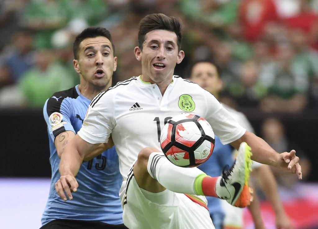 La formazione ideale della fase a gironi della Copa America: c'è anche Hector Herrera