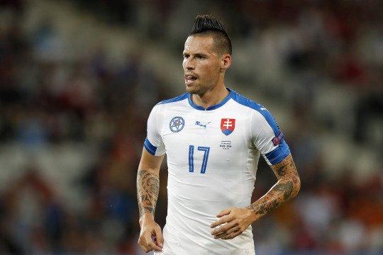 L'agente di Hamsik Juraj Venglos a un sito slovacco: «Marek resta a Napoli? Tutto è possibile»