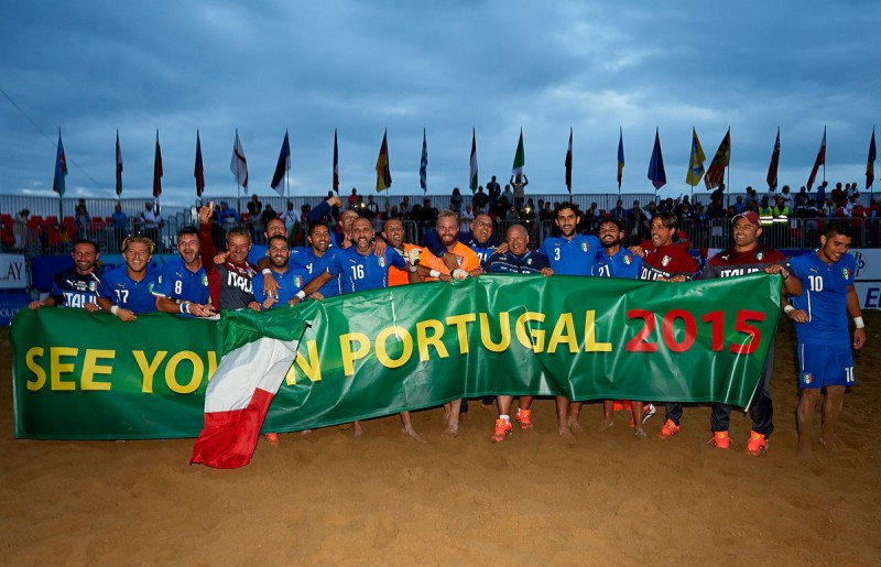 Vent'anni di Mondiali di beach soccer. In principio furono Zico, Junior e Altobelli