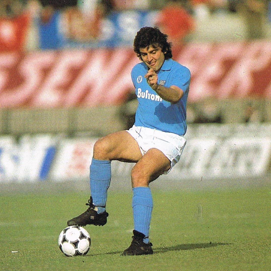 """L'estate in cui il Napoli di Maradona cominciò a diventare grande. E, tra gli altri, acquistò """"piedone"""" Pecci"""