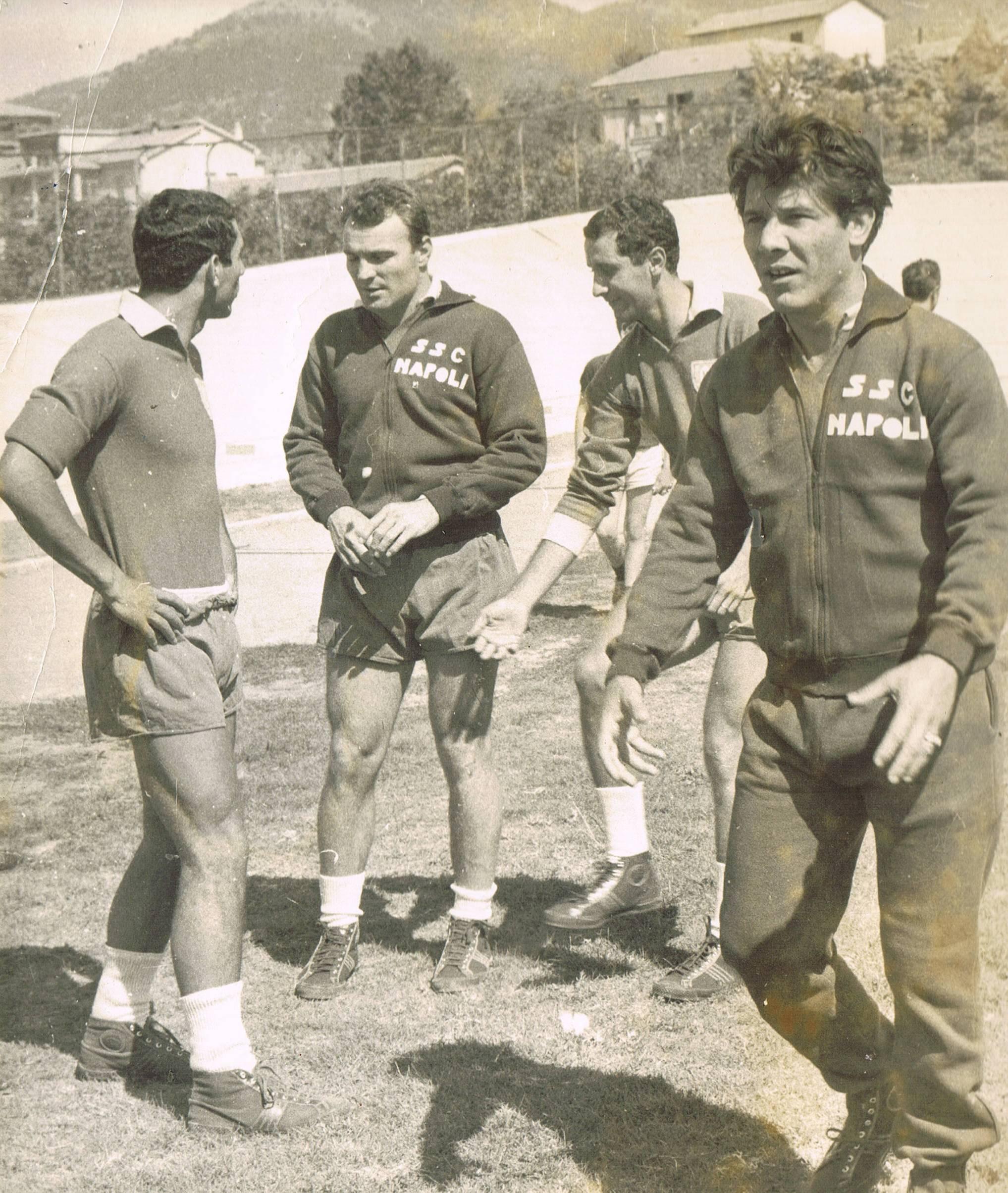 Cinquant'anni fa il Napoli di Sivori e Altafini. Il Guerin Sportivo lo ha inserito tra le dieci squadre più divertenti di sempre