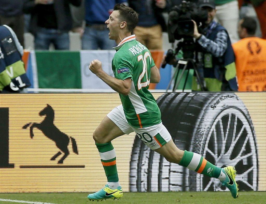 Conte può sorridere, Irlanda-Svezia è 1-1: a segno Hoolahan per i verdi, autogol per gli scandinavi