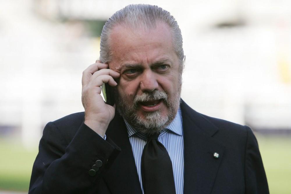 Grassani: «Quando il Bari arriverà in Serie A, De Laurentiis dovrà decidere quale club tenere»