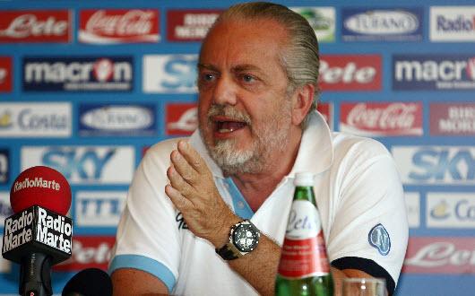 De Laurentiis: «La Juve taglia e il Napoli dovrebbe scialare. Che ve siete messi in testa?»