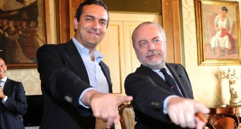 De Magistris: «È solo grazie al Comune che al San Paolo si giocherà Napoli-Real Madrid»
