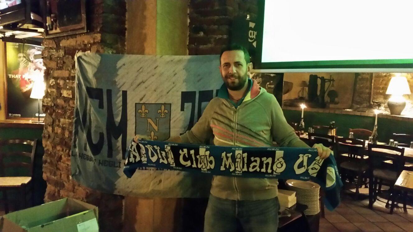 Beppe, da Napoli Est a Milano: «Finalmente anche noi abbiamo cazzimma»