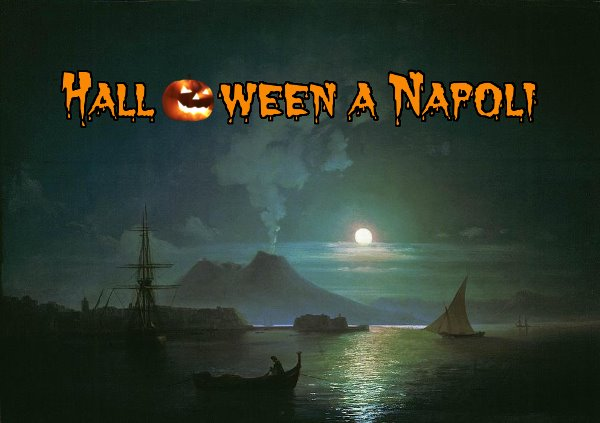 Agenda napolista / La notte di Halloween, un pieno di mostre e (domani) sedici scrittori per Pino Daniele