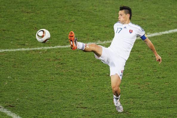 La Slovacchia batte la Spagna, Hamsik gioca centravanti