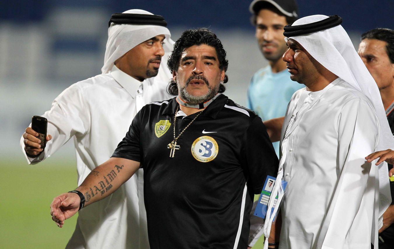Il giorno del gol di Maradona alla Juventus ero in curva A ...