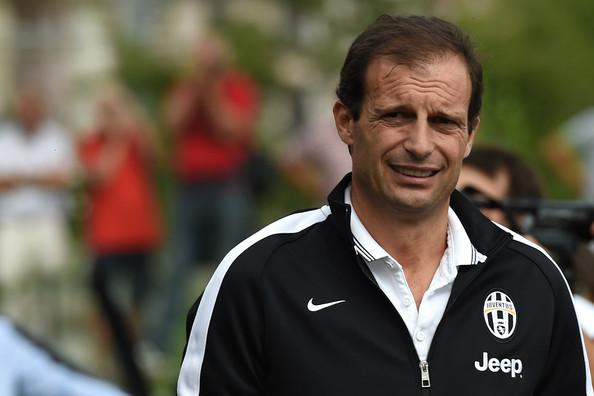 Allegri: «Napoli simile al Barcellona, difficilmente Mandzukic sarà in campo»