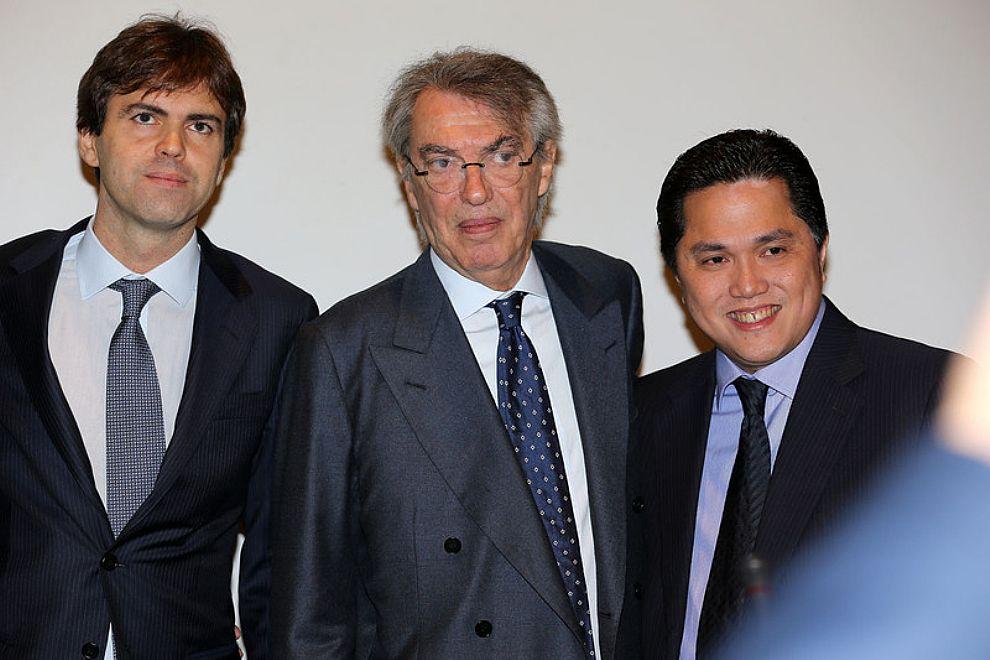La Cina salva l'Inter: a fine maggio Suning acquisterà una quota di minoranza