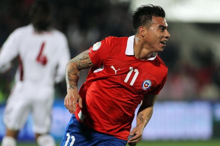 La doppietta con il Cile, ancora: perché Vargas gioca bene solo con la Nazionale?