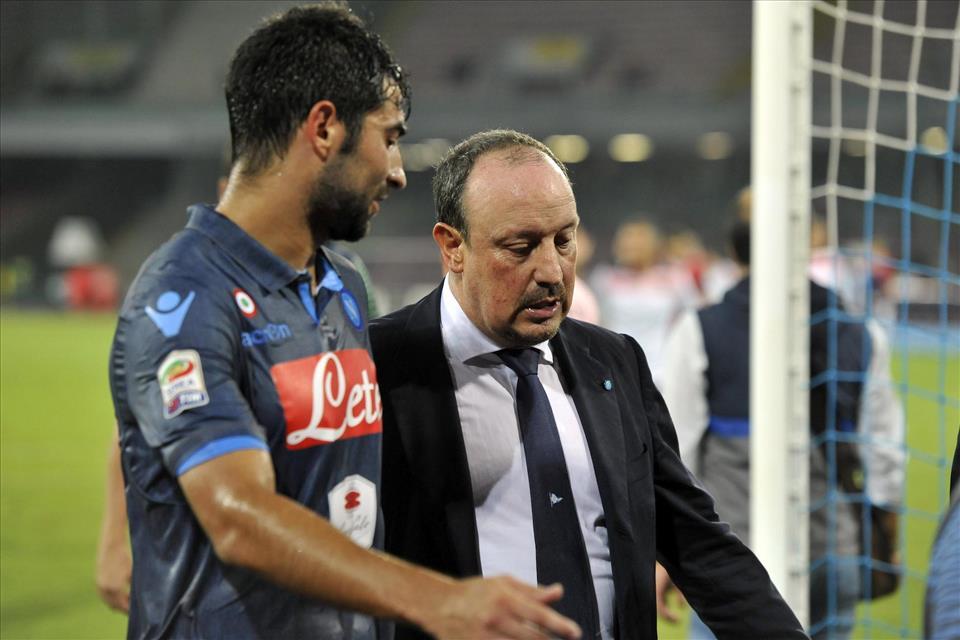 Il Napoli ha bisogno di uno come Benitez, e De Laurentiis lo sa