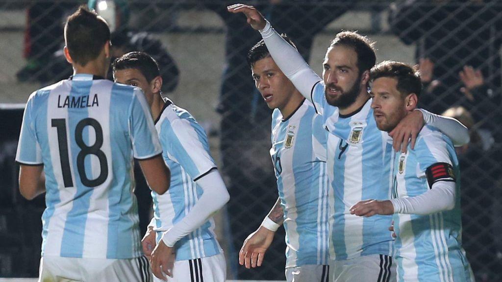 Argentina, Messi e Higuain cercano di ribaltare la storia