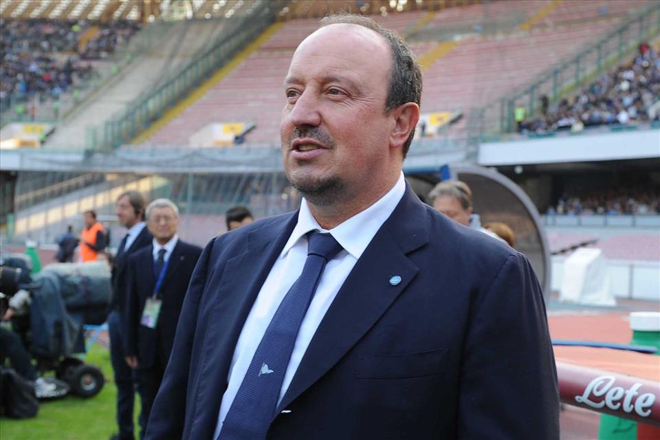 Benitez rafael giovane serve tranquillit lo for Intervista benitez