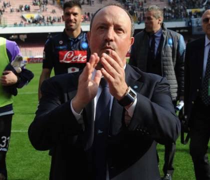 Corsport: De Laurentiis chiama Allegri e Spalletti, ma il favorito resta Benitez