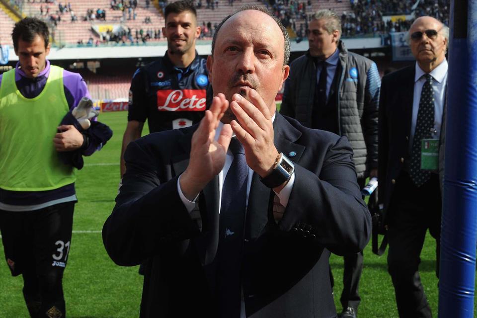 Il Mattino: «De Laurentiis pensa a un Benitez-bis, già contattato lo spagnolo»