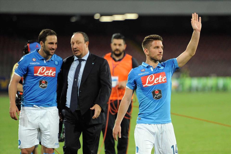 Napoli-Milan / Tiri in porta totali: 27 a 2. Luperto significa che davvero mi interessa vedere un business plan