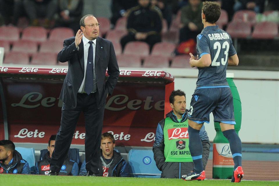 Napoli-Lazio 0-1 / Pioli ha vinto con due mosse. Facendo entrare Lulic e spostando a destra Felipe Anderson