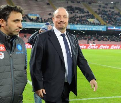 Benitez fa i complimenti a Pecchia per la Coppa Italia di Se