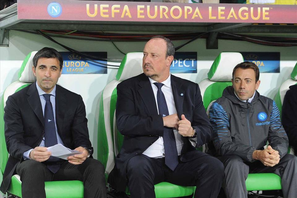 Wolfsburg-Napoli 1-4, il taccuino di Benitez / Ho fallito perché non vi ho cambiati