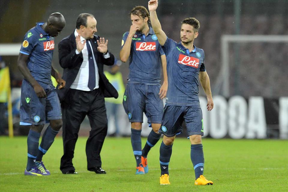 Il Napoli è la squadra più pericolosa della serie A e la seconda che rischia di meno (dopo la Juventus)