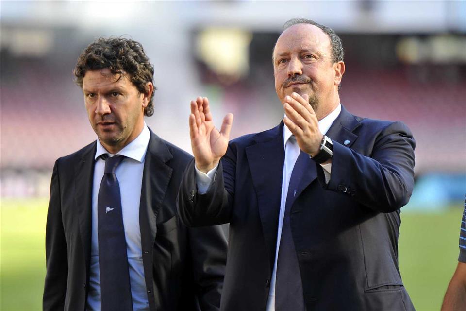 Il taccuino di Benitez / Lo stadio mezzo vuoto tifa di più, costruiremo lo Spallaspalla Stadium